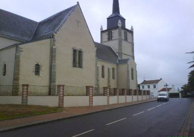 Église du Clion sur mer